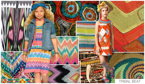Spring 2015  Trend Alert! Tribal Fusion